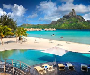 Le Meridien Hotel Bora Bora