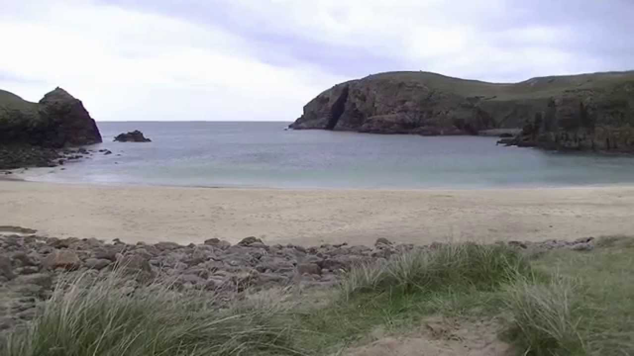 Beaches in the Outer Hebrides, Scotland