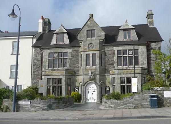 Arthurian Centre, Tintagel