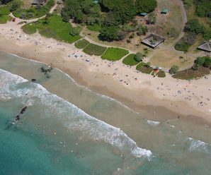 Hapuna Beach on the Big Island of Hawaii