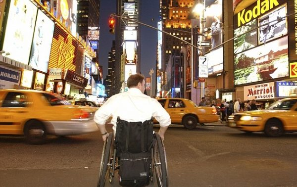Renting a Wheelchair in New York