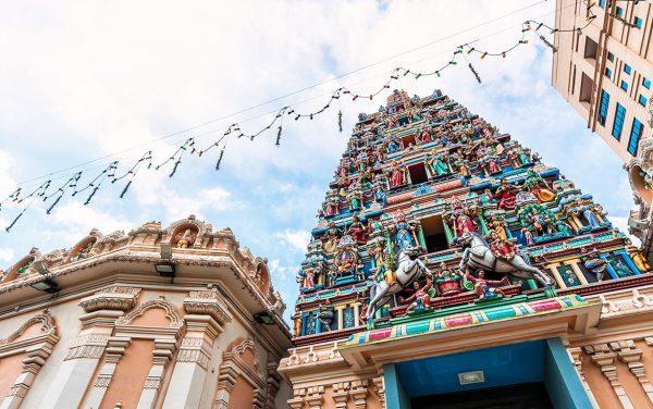 Mahamariammam temple