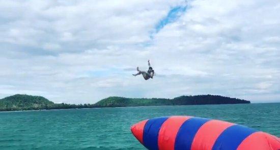 Koh Rong Blob Jump