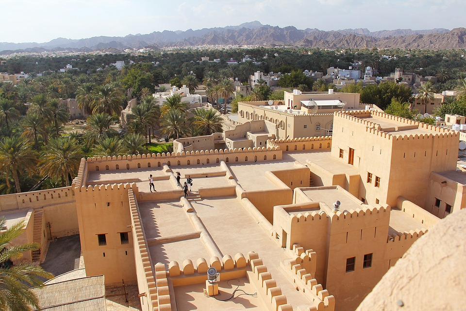 Nizwa City, Oman