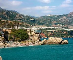 Nerja, Costa del Sol, Spain