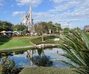 Walt Disney World Cinderella Castle at Magic Kingdom